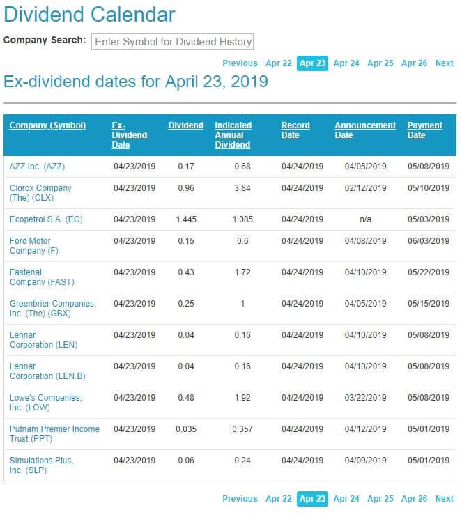 monthly-dividends-vs-quarterly-nasdaq-calendar
