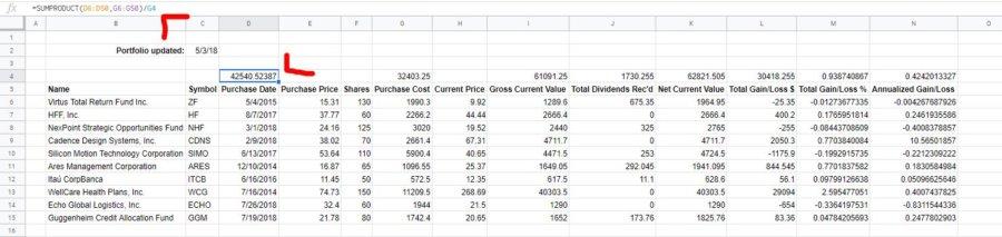 how-to-make-a-stock-portfolio-in-excel-all-formulas